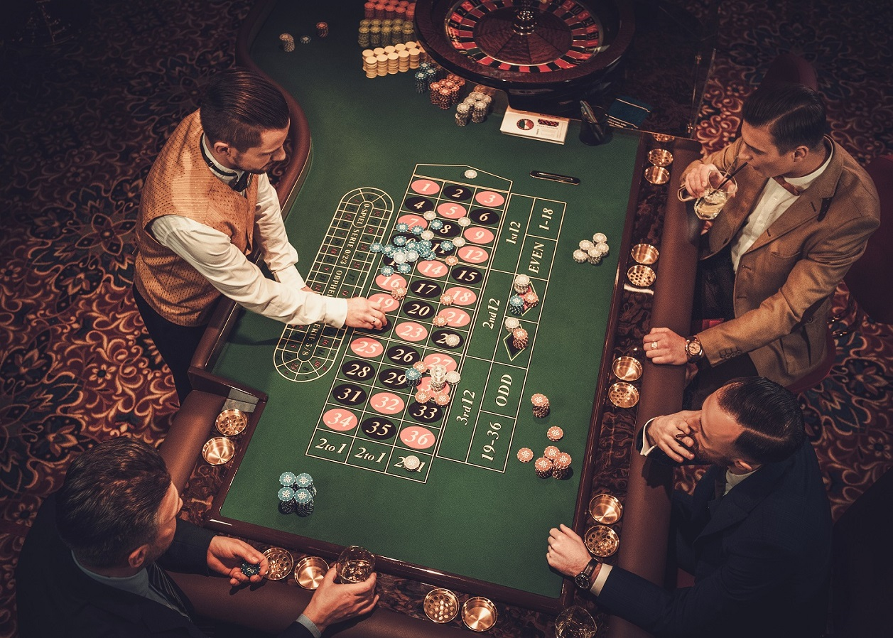 Jouer comme un pro au poker en ligne
